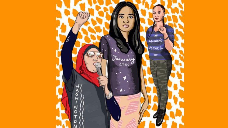 'Cogednos por el gorro': contra el sexismo en la política