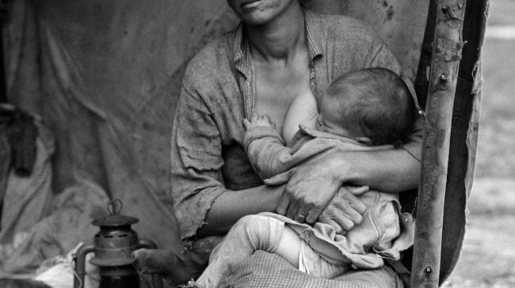El repliegue identitario de la maternidad