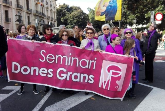 Seminario de Mujeres Grrandes
