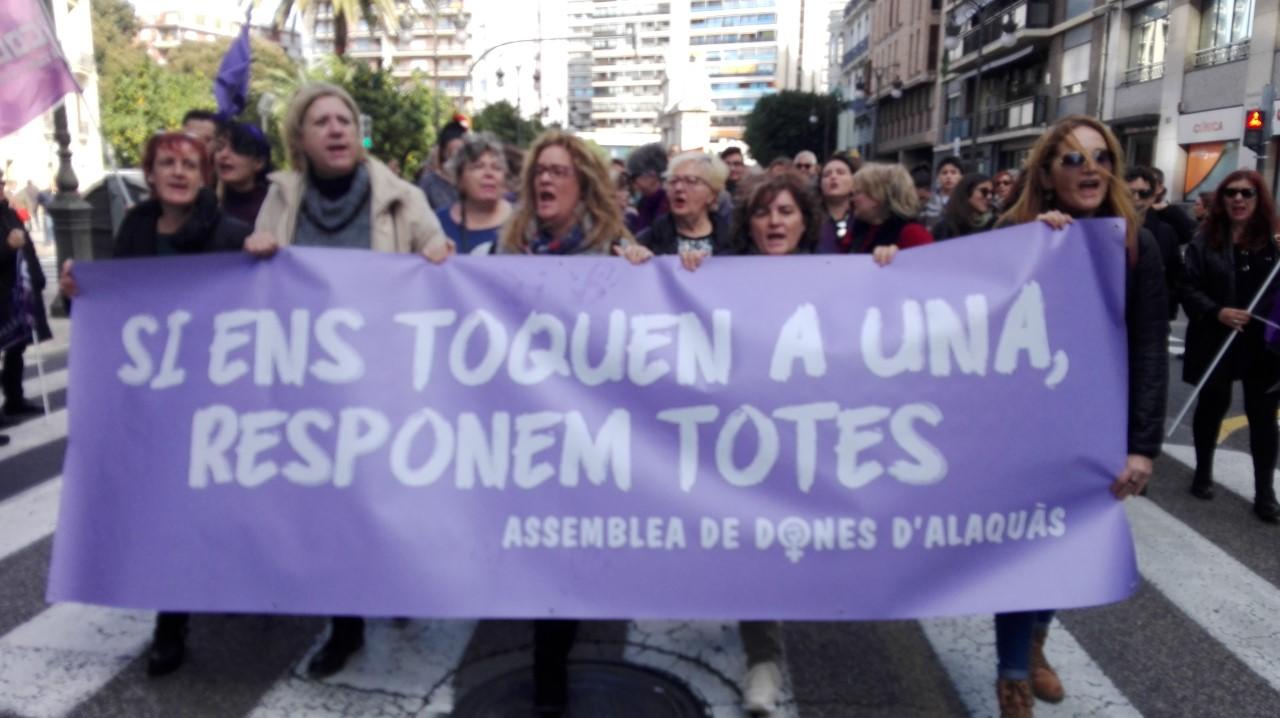 Grupo de Asamblea de Dones d'Alaquás