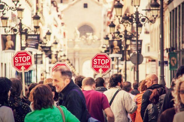 Defender la vida y el territorio en el centro de Madrid