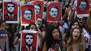 """La primera diputada indígena de Brasil: """"Bolsonaro no lo va a tener tan fácil"""""""