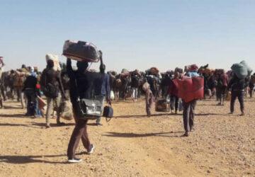 ¿Qué más tiene que pasarle a este millar de sudaneses para que les prestemos atención?