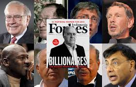 El problema no es que sean ricos, sino riquísimos, ineficientes y a costa de los demás